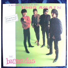 BARRACUDAS I Wish It Could Be 1965 Again (GMG 75003) France 1985 LP
