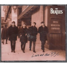 BEATLES Live at the BBC (Apple) UK 2CD set