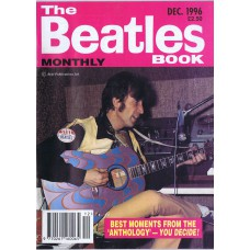 BEATLES Monthly Book 1996-12 Magazine