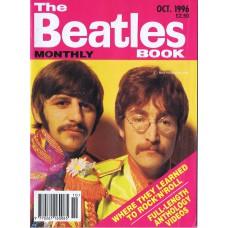 BEATLES Monthly Book 1996-10 Magazine