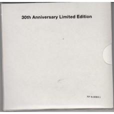 BEATLES White Album (30th Anniversary) (Apple) EU Mini-LP 2CD