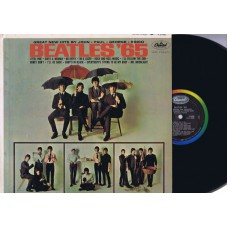 BEATLES '65 (Capitol T 2228) USA 1965 Mono LP