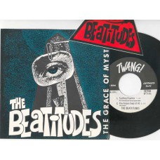 BEATITUDES The Grace Of Mystery EP (Twang) Germany PS EP