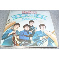 BEATLES RocknRoll Music (Parlophone) Holland re. 2LP Set
