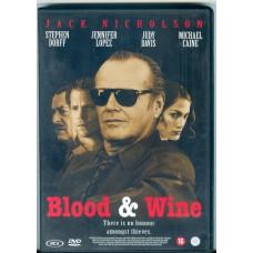 BLOOD & WINE - 1996 (Dutch Subtitles on/off) DVD