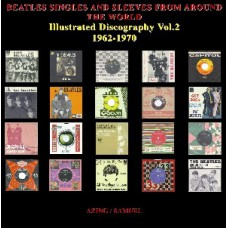BEATLES Discographies Vol.2 - Single Sleeves From Around The W