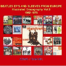 BEATLES Discographies Vol.3 - EP's And Sleeves From Europe