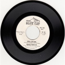 BRUCE FORSYTH Real Live Girl (Blue Cat) USA Promo 45
