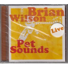 Beach Boys BRIAN WILSON Pet Sounds Live (BriMel) Germany 2002 CD