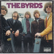 BYRDS Cancelled Flytes (Sundazed) USA 5 Single Boxset