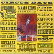 Various CIRCUS DAYS Nr.02 (Strange Things) UK 1990 LP