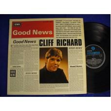 CLIFF RICHARD Good News (Columbia) UK 1967 LP