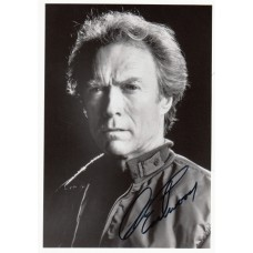CLINT EASTWOOD 1 Photo (Autographed)