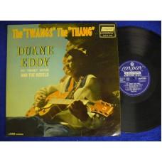 DUANE EDDY The Twangs The Thang (London) UK 1959 Stereo LP