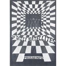 DIZZY SATELLITES Presseinfo 1987 (6 pages)