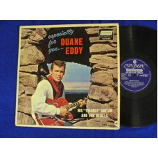 DUANE EDDY Especially For You (London SAH W 6045) UK 1959 Stereo LP