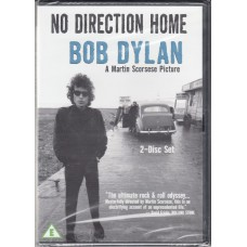 BOB DYLAN No Direction Home (Paramount) UK 2 DVD Set
