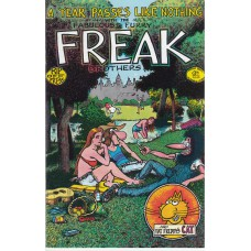 FABULOUS FURRY FREAK BROTHERS (Rip Off Press Inc.) Nr.04