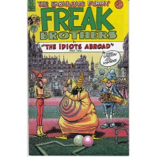 FABULOUS FURRY FREAK BROTHERS (Rip Off Press Inc.) Nr.09