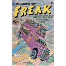 FABULOUS FURRY FREAK BROTHERS (Rip Off Press Inc.) Nr.11