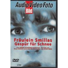 FRÄULEIN SMILLAS GESPÜR FÜR SCHNEE - 1997 (German Only) DVD