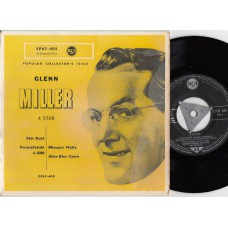 GLENN MILLER 4 Star EP (RCA) Germany PS EP