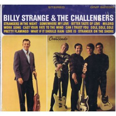 BILLY STRANGE AND THE CHALLENGERS Same (GNP Crescendo GNP S2030) USA 1967