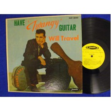 DUANE EDDY Have Twangy Guitar Will Travel (Jamie) USA 1958 Mono