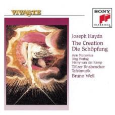 HAYDN Die Schoepfung / Bruno Weil (Sony) 2CD's