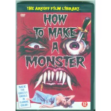 HOW TO MAKE A MONSTER (Arkoff Film Library)