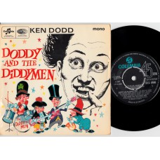 KEN DODD Doddy And The Diddymen EP (Columbia) UK PS EP