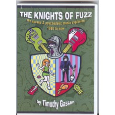 KNIGHTS OF FUZZ, THE Garage & Psychedelic Music Explosion 1980 DVD