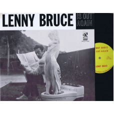 LENNY BRUCE Is Out Again (Philles) USA 1966 LP