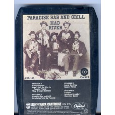 MAD RIVER - Paradise Bar and Grill (Capitol 8XT-185) USA original 8-Track