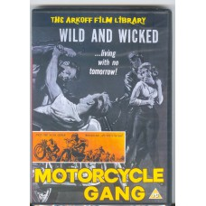 MOTORCYCLE GANG (Arkoff Film Library)