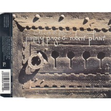 JIMMY PAGE & ROBERT PLANT Gallow's Pole +2 (Fontana 856421-2) UK 1994 single CD