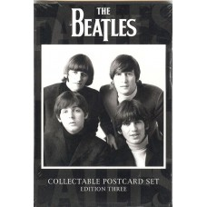 BEATLES Collectable Postcard Set Edition Three