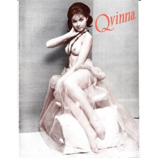 QVINNA Pin-Up magazine Nr.18 1965 Sweden