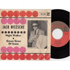 JACK NITZSCHE Night Walker (Reprise) Germany PS 45
