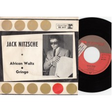 JACK NITZSCHE African Waltz (Reprise) Germany PS 45