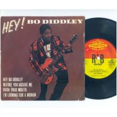BO DIDDLEY Hey! EP (PYE International) UK PS EP