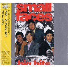 SMALL FACES Big Hits (Videoarts) Japan 1991 Laserdisc