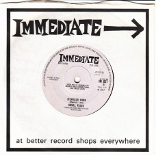Immediate 057 SMALL FACES Itchycoo Park UK 1967 45