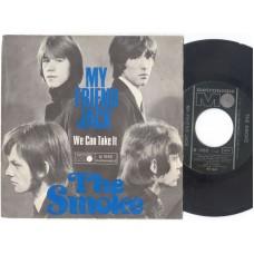 SMOKE My Friend Jack / We Can Take It (Metronome 1662) Germany 1967 PS 45