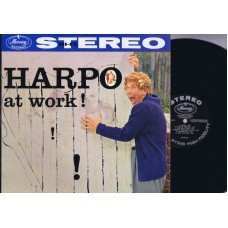 HARPO MARX At Work (Mercury SR 60016) USA 1958 LP