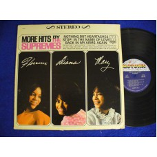 SUPREMES More Hits By.. (Motown) USA 1965 LP