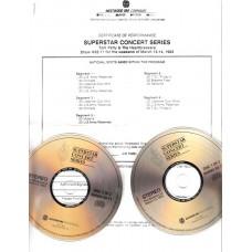 TOM PETTY HEARTBREAKERS Superstar Concert Series 1993-03-13 2CD